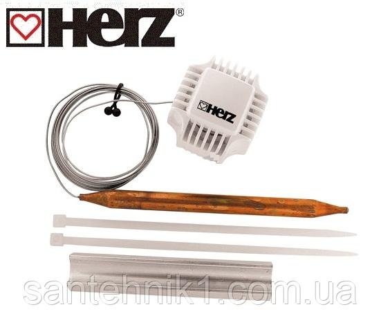 Термостатическая головка HERZ с накладным датчиком 20–50°С,М 30х1,5