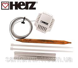 Термостатическая головка HERZ с накладным датчиком 20–50°С,М 28х1,5