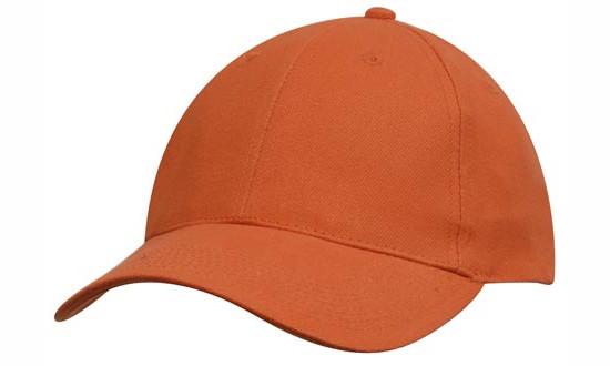 Кепка бейсболка оранжевая Headwear proffesional - 00627