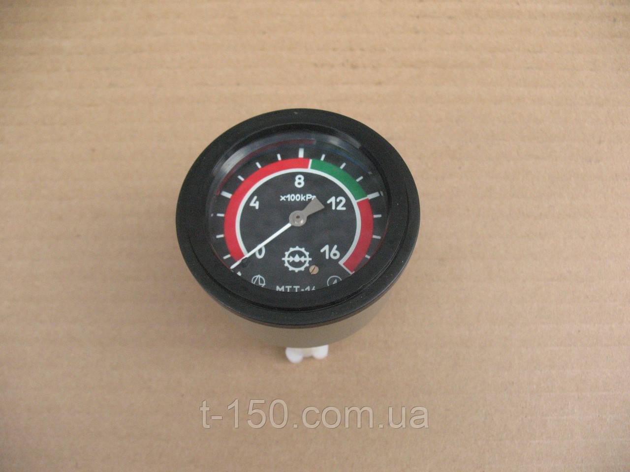 Указатель давления масла на 16 атмосфер Т-150 (Минск) (МД 225-500)