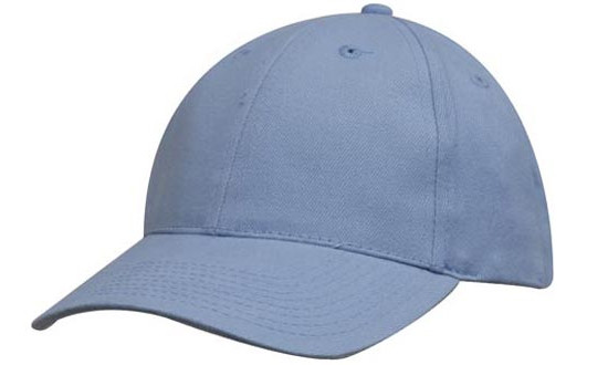 Кепка бейсболка голубая Headwear proffesional - 00630