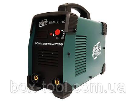 Сварочный инвертор Spektr IWM-310 IGBT, фото 2