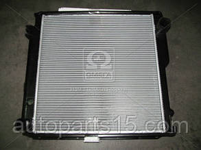 Радиатор водяного охлаждения TATA, ЭТАЛОН Е-2 (ДК). 278650100283. Ціна з ПДВ.