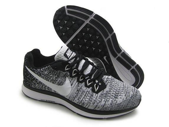 Мужские кроссовки Nike Zoom Out.Серые,текстиль, фото 2