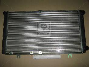 Радиатор водяного охлаждения охлаждения ВАЗ 1118 (КАЛИНА) (пр-во ДААЗ). 11190-130101200. Ціна з ПДВ.