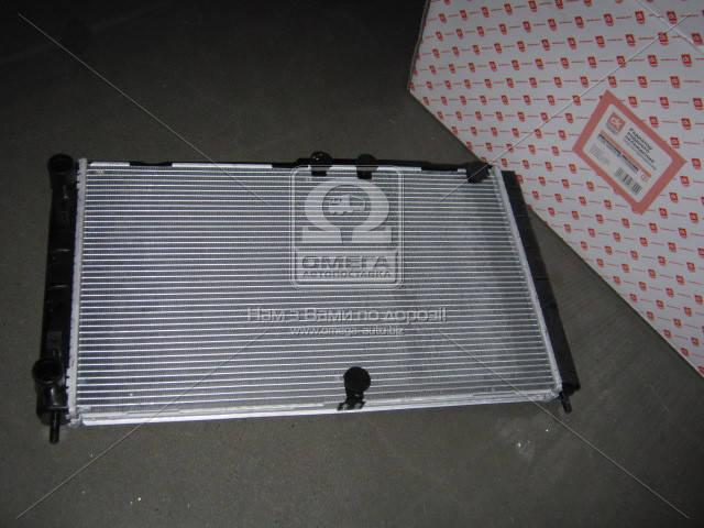 Радиатор водяного охлаждения ВАЗ 1117, 1118, 1119 под конд. (ДК). 11190-1300010-40. Цена с НДС.