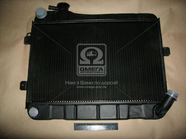 Радиатор водяного охлаждения ВАЗ 2103, 06 (2-х рядн) медн. (пр-во г.Оренбург). 2103-1301.012-60. Цена с НДС.