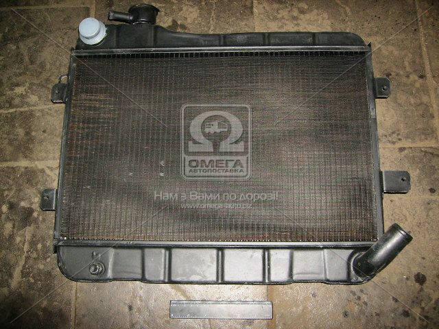 Радиатор водяного охлаждения ВАЗ 2105 (2-х рядн) (пр-во г.Оренбург). 2105-1301.012-60. Цена с НДС.