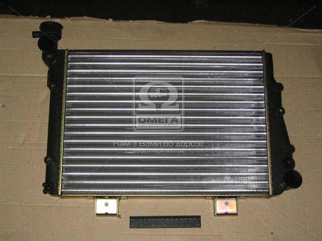 Радиатор водяного охлаждения ВАЗ 2107 (пр-во ДААЗ). 21070-130101211. Цена с НДС.