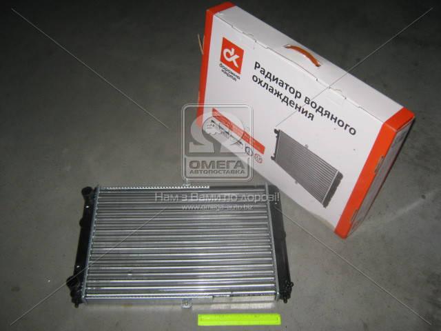 Радиатор водяного охлаждения ВАЗ 2108,-09,-099 (карб.) (ДК). 2108-1301012. Цена с НДС.