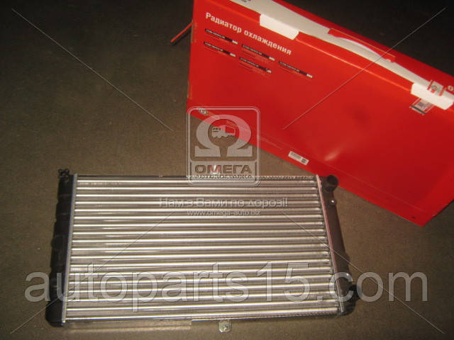 Радиатор водяного охлаждения ВАЗ 2110,-11,-12 (инж) (пр-во ОАТ-ДААЗ). 21120-130101210. Ціна з ПДВ.