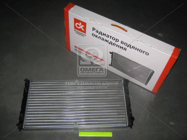 Радиатор водяного охлаждения ВАЗ 2123 (ШЕВРОЛЕ-НИВА) (ДК). 2123-1301012. Цена с НДС.