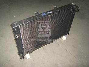Радиатор водяного охлаждения ГАЗ 3110 (2-х рядн.) (пр-во г.Бишкек). 1501.1301010. Цена с НДС.