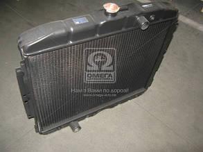 Радиатор водяного охлаждения ГАЗ 3307 (3-х рядн.) г. (пр-во Бишкек). 142.1301010-03. Цена с НДС.