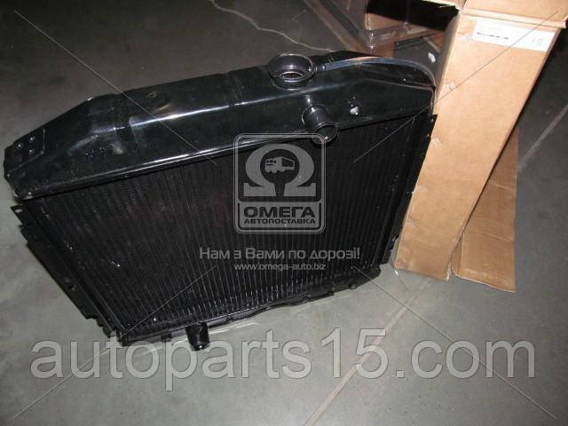 Радиатор водяного охлаждения ГАЗ 53 (3-х рядн.) медн. (TEMPEST). 53-1301010-С. Цена с НДС.