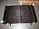 Радиатор водяного охлаждения ГАЗ 3302 (3-х рядн.) (под рамку) медн.(ДК). 330242-1301010-01С. Цена с НДС.