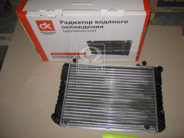 Радиатор водяного охлаждения ГАЗ 3302 (под рамку) 42 мм (ДК). 3302-1301010-01. Цена с НДС.