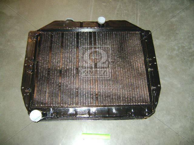 Радиатор водяного охлаждения ЗИЛ 130 (4-х рядн.) (пр-во ШААЗ). 130-1301010. Цена с НДС.