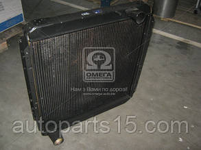 Радиатор водяного охлаждения КАМАЗ 5320 (3-х рядн.) (пр-во г.Бишкек). 145.1301010-01. Цена с НДС.