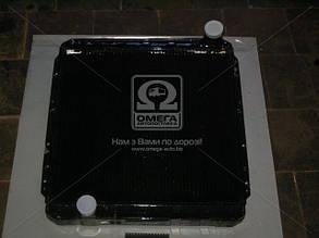 Радиатор водяного охлаждения КАМАЗ 5320 (3-х рядн.) (пр-во ШААЗ). 5320-1301010. Цена с НДС.