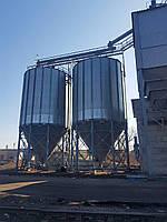 Зернохранилища, силоса от производителя