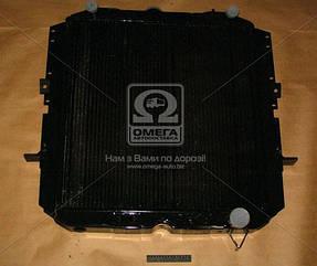 Радиатор водяного охлаждения КРАЗ 260 (4-х рядн.) (пр-во ШААЗ). 260Ш-1301010. Ціна з ПДВ.