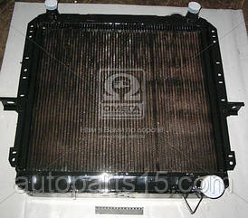 Радиатор водяного охлаждения МАЗ 500 (3 рядн.) (пр-во ШААЗ). 500-1301010. Ціна з ПДВ.