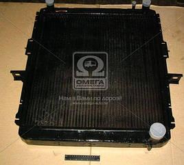 Радиатор водяного охлаждения МАЗ 5337, 5433 (3-х рядн.) (пр-во ШААЗ). 5551-1301010. Ціна з ПДВ.