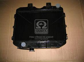 Радиатор водяного охлаждения УАЗ (2-х рядн.) (пр-во ШААЗ). 3741Ш-1301010-05. Ціна з ПДВ.