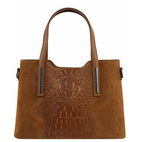 Кожаная женская сумка Maurine