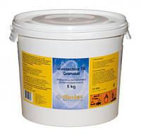 Dinotechlor 75 Granulat (гранулы) 5 кг. Быстрорастворимый хлор препарат для ударного хлорирования