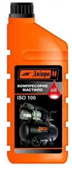 Масло компресорне Дніпро-М 1л