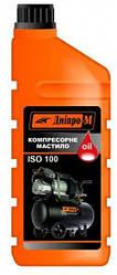 Масло компрессорное Днипро-М 1л