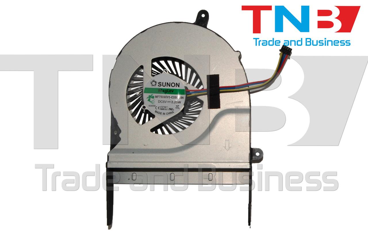 Вентилятор ASUS N551JX G551 G551J G551JM оригинал
