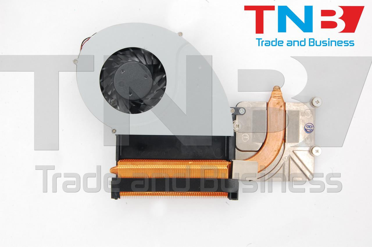 Вентилятор+радиатор TOSHIBA X500 X505 X505-Q870 X505-Q880 X505-Q887 X505-Q888 оригинал