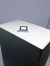Сім-лоток для iPhone 5 Silver