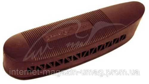 Затыльник Wegu Super Elastik 133х43 мм, 20 мм, коричневый