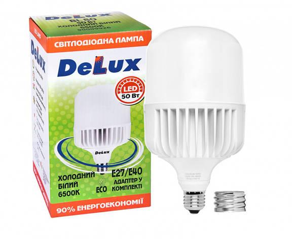 Лампа світлодіодна DELUX BL 80 50w E27 6500K R високопотужна, фото 2