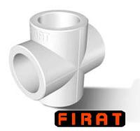 Крестовина 25 Firat (белый цвет)