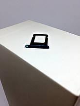 Сім-лоток для iPhone 5s Dark Grey