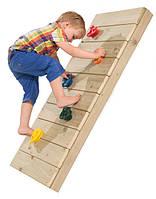 Скалодром детский большой 5 шт. пластиковый, набор зацепов для скалодрома размер L