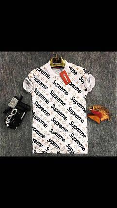 Мужская футболка Supreme, фото 2