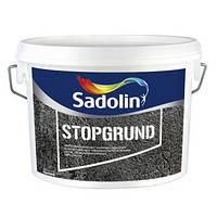 Краска Sadolin STOPGRUND (Садолин Стопгрунд ) Грунтовочная  для впитывающих поверхностей 10л.