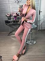 Костюм спортивный женский (цвета) Г3773, фото 1