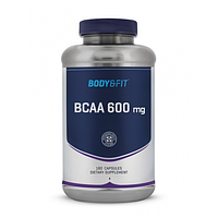 Body Fit BCAA Caps 600 mg 180 caps