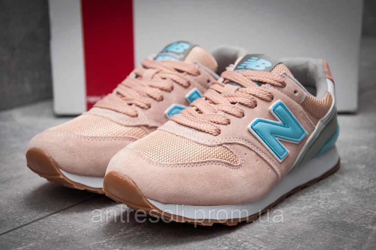 Кроссовки женские New Balance 996, розовые (12524), р. 37 - 41