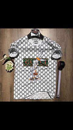 Мужская футболка GUCCI, фото 2