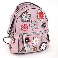 Сумка - рюкзак, светло-фиолетовый
