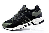 Беговые кроссовки стиле Adidas Equipment Torsion, White\Black\Green