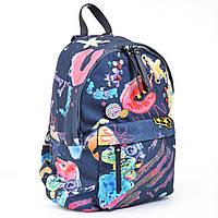 Сумка - рюкзак, темно-синий